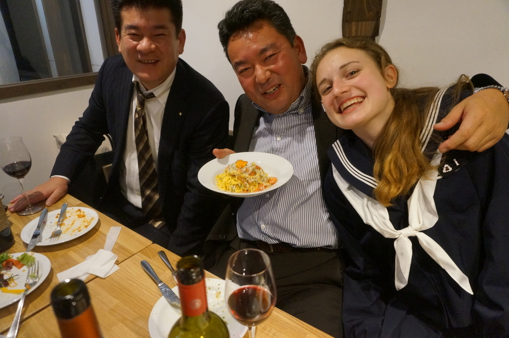 津和野刊行イベント、打ち上げはアルチジャーノさんで。_c0180686_18024939.jpg