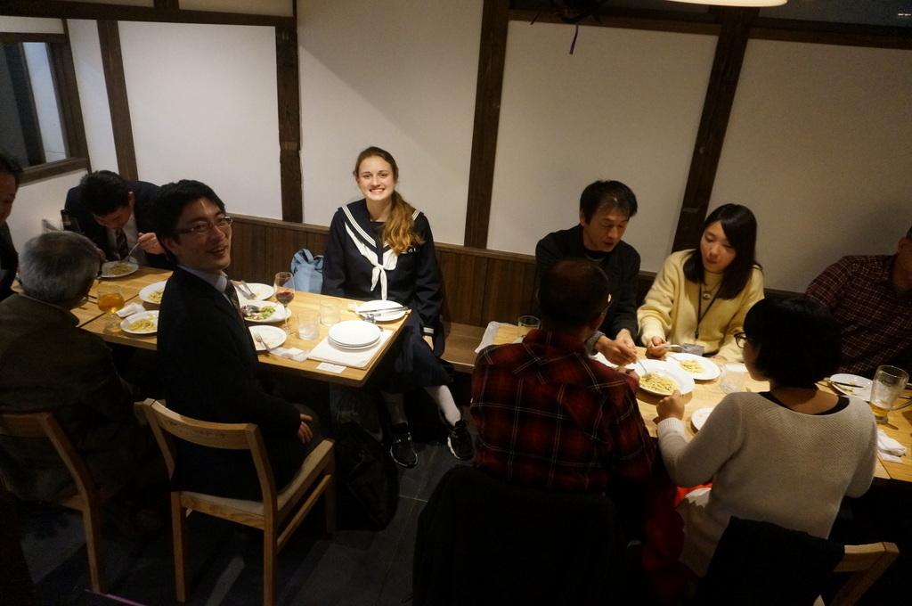 津和野刊行イベント、打ち上げはアルチジャーノさんで。_c0180686_18030513.jpg