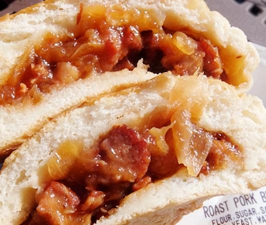3ドルで満腹に?! 徳昌食品市場(Deluxe Food Market)の肉まんやお惣菜パン_b0007805_754490.jpg