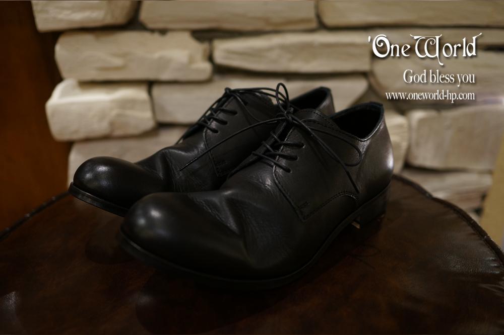 PADRONE サイドジップ 短靴_a0155932_18273119.jpg