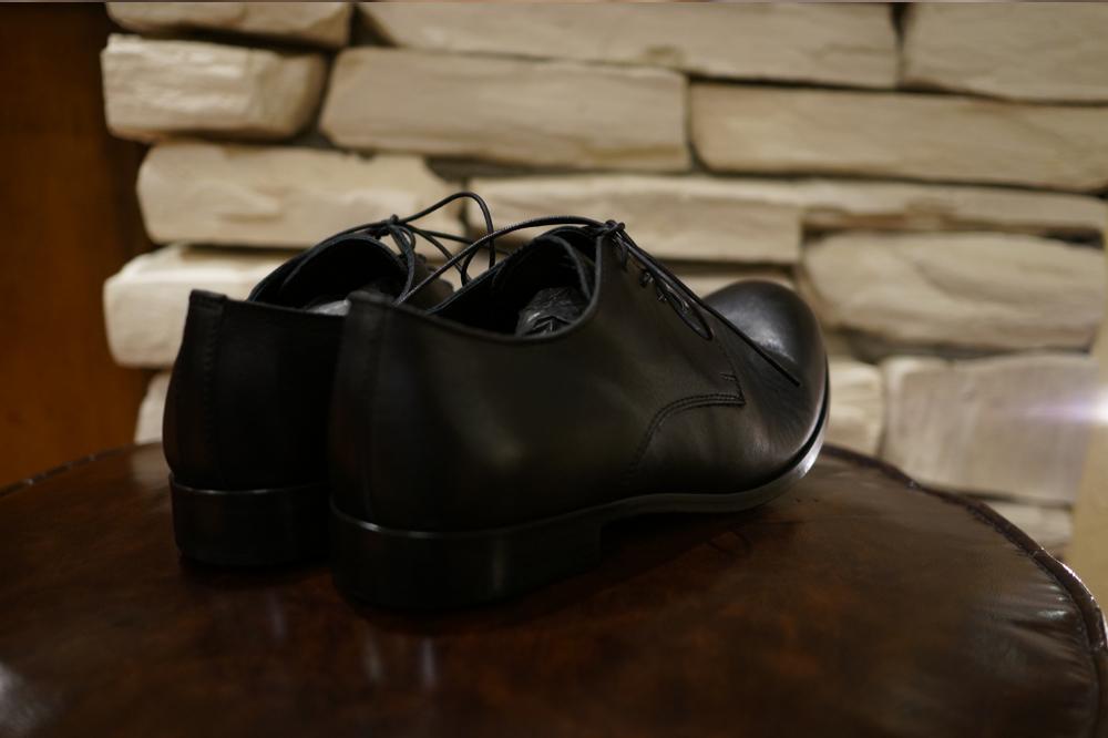 PADRONE サイドジップ 短靴_a0155932_18314726.jpg