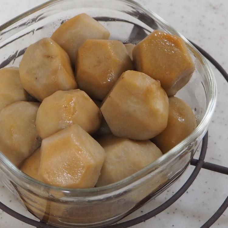 ベビーホタテの生姜煮弁当と和の食文化記念切手_c0270834_8263556.jpg