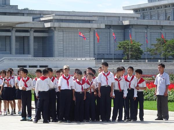 今日は特別な日☆北朝鮮ツアー2015_e0182138_1520327.jpg