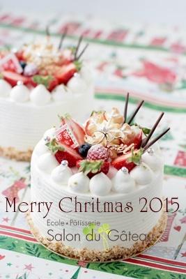 クリスマスケーキのご注文_c0193245_225866.jpg