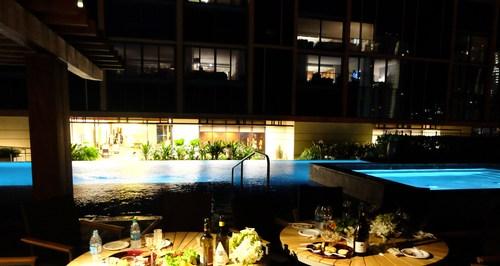 ワインパーティーat コンドミニアム_b0145846_2103867.jpg