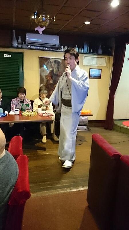 横浜仙丈さんで牧水挽歌キャンペーン🎤🎵_d0051146_2305361.jpg