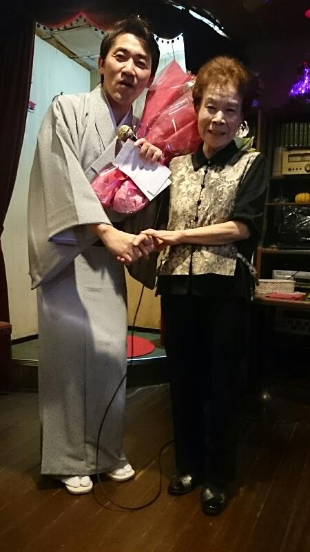 横浜仙丈さんで牧水挽歌キャンペーン🎤🎵_d0051146_2305381.jpg