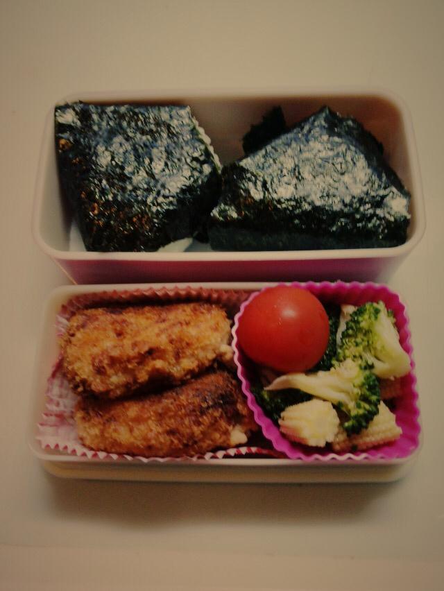 本日のお弁当は。11/24_a0323249_00443767.jpg