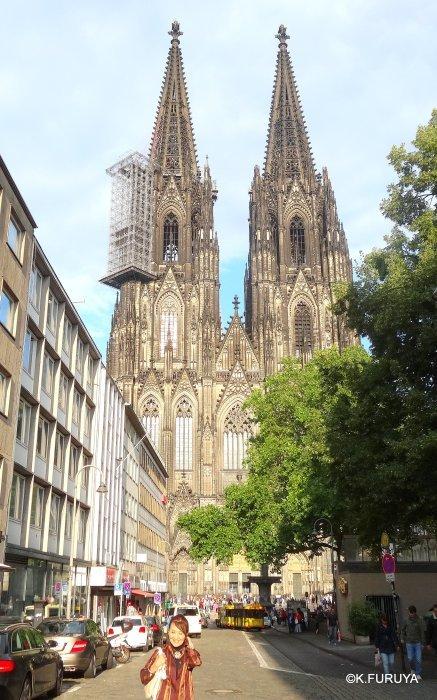 ドイツ9日間の旅 24 ケルン街歩き_a0092659_22291366.jpg