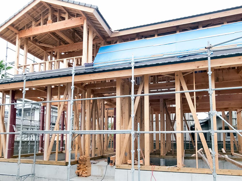 伝統ある町並みに建てる風格ある木造邸宅(2)_a0163962_7461251.jpg