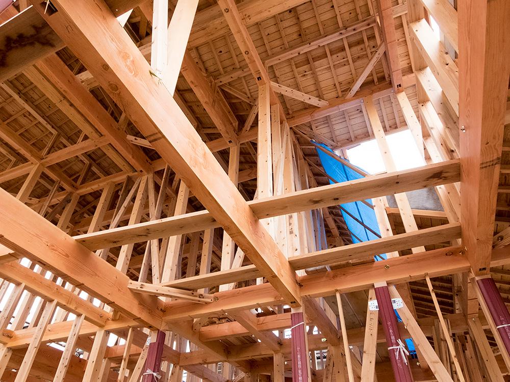 伝統ある町並みに建てる風格ある木造邸宅(2)_a0163962_7461320.jpg