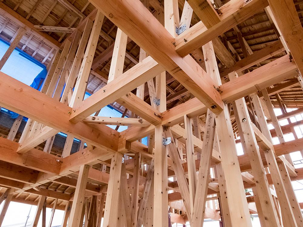 伝統ある町並みに建てる風格ある木造邸宅(2)_a0163962_7464227.jpg