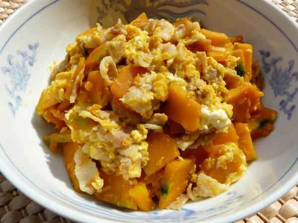 タイと、日本と、かぼちゃ炒めと。 タイ料理家・下関崇子さんとの対話 その1_e0152073_2261337.jpg