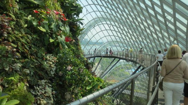 シンガポール旅行記 ①バイ・ザ・ベイとプラナカン_e0212073_16392463.jpg