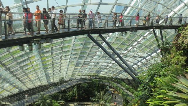 シンガポール旅行記 ①バイ・ザ・ベイとプラナカン_e0212073_16404351.jpg