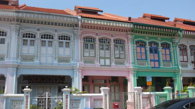 シンガポール旅行記 ①バイ・ザ・ベイとプラナカン_e0212073_1710895.jpg