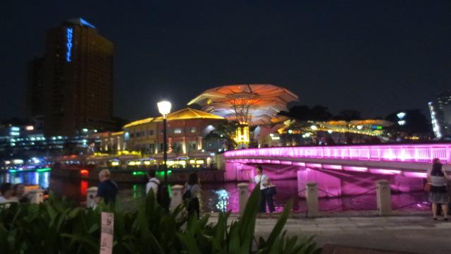 シンガポール旅行記 ②シンガポールチリクラブとシンガポールスリング_e0212073_19223794.jpg