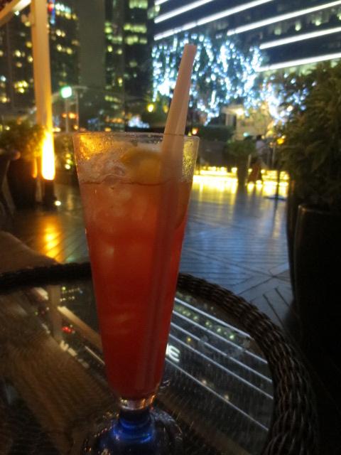 シンガポール旅行記 ②シンガポールチリクラブとシンガポールスリング_e0212073_20384667.jpg
