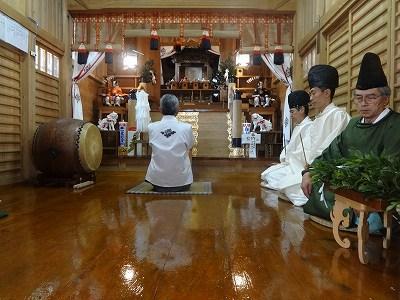 白山神社「新嘗祭」    常蔵「秋ごと」_b0092684_17593226.jpg