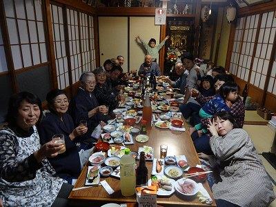白山神社「新嘗祭」    常蔵「秋ごと」_b0092684_18102651.jpg