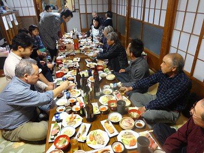 白山神社「新嘗祭」    常蔵「秋ごと」_b0092684_1810346.jpg