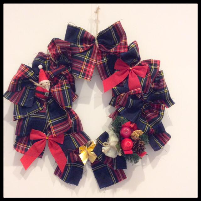 クリスマス☆_e0062921_19405895.jpg