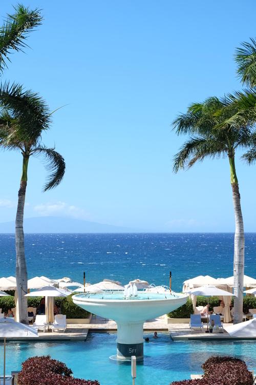 マウイ島、フォーシーズンズリゾート_b0145846_7505778.jpg