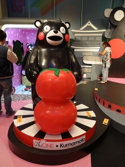 くまモン in Hong Kong_b0248150_11542963.jpg