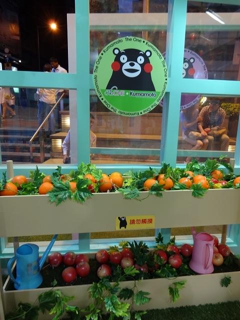 くまモン in Hong Kong_b0248150_12082734.jpg