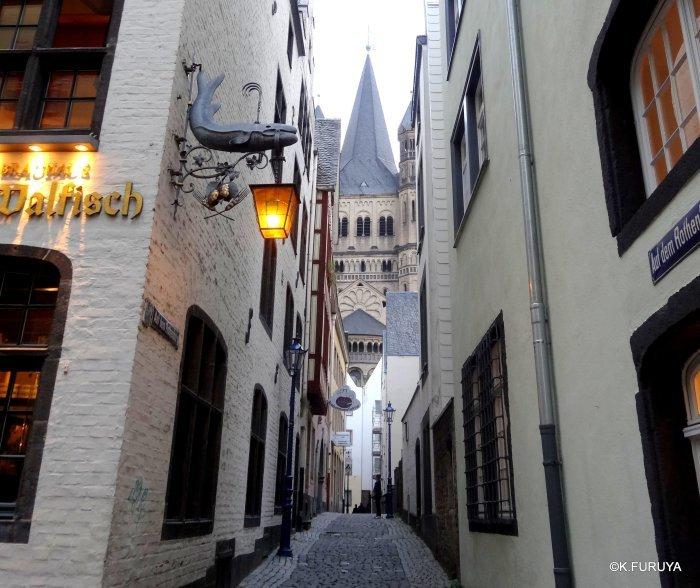 ドイツ9日間の旅 25 ケルン街歩き その2_a0092659_21280549.jpg