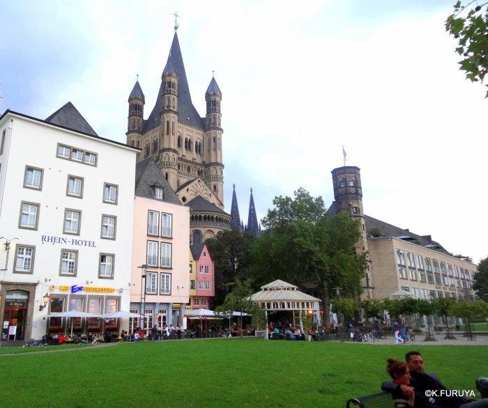 ドイツ9日間の旅 25 ケルン街歩き その2_a0092659_21283278.jpg