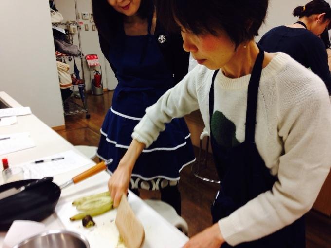 【開催報告♪】11/14 大阪 ルーマニア料理教室_d0226963_19384386.jpg
