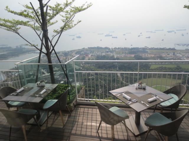 シンガポール旅行記③ 57階の朝ご飯とセントーサ島_e0212073_15184247.jpg