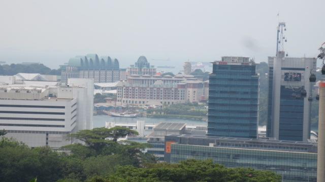 シンガポール旅行記③ 57階の朝ご飯とセントーサ島_e0212073_15381156.jpg