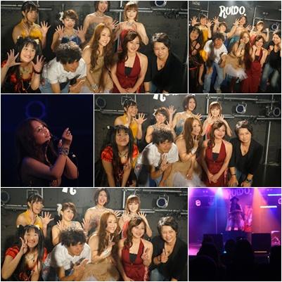 大阪ルイードで歌っちゃいました karen_e0236480_13395725.jpg