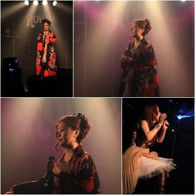 大阪ルイードで歌っちゃいました karen_e0236480_13404286.jpg