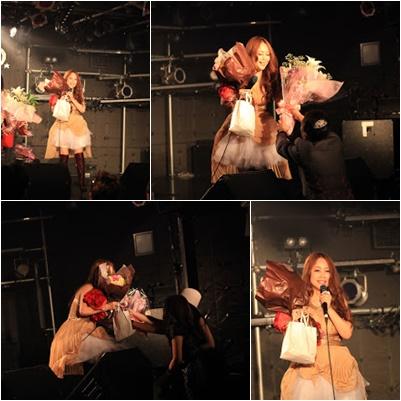 大阪ルイードで歌っちゃいました karen_e0236480_13411998.jpg