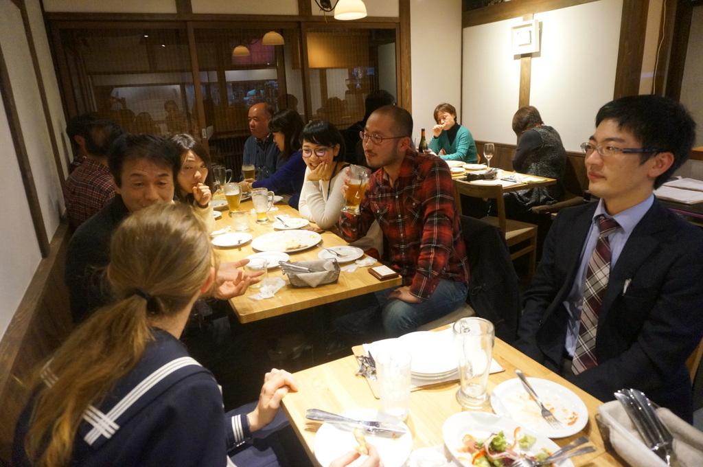 津和野刊行イベント、打ち上げはアルチジャーノさんで。_c0180686_20331629.jpg