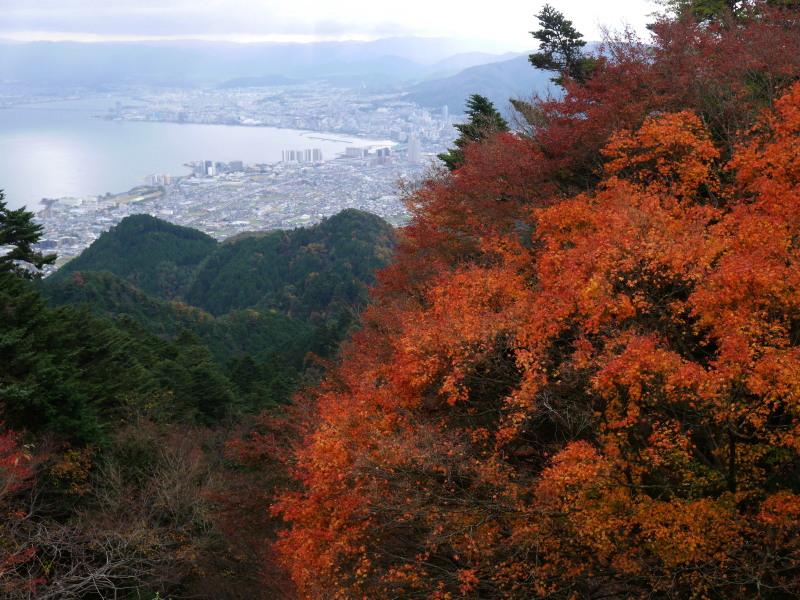 京都紅葉巡り2(比叡山)_c0360399_13223312.jpg
