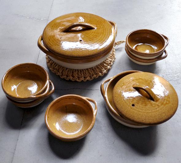 Cacerolaの土鍋シリーズ_d0193211_1636775.jpg
