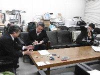 山元たけしさんが池田市長選挙に立候補表明!_c0133422_1375937.jpg