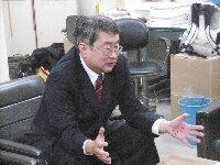 山元たけしさんが池田市長選挙に立候補表明!_c0133422_1415522.jpg