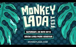 インドネシアの音楽祭:Monkeylada Festival 日本のtoeが出演_a0054926_171935.jpg