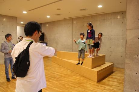 【青学WSD】子ども向け「逆転時間ワークショップ」の実習が終わりました!_a0197628_17504912.jpg