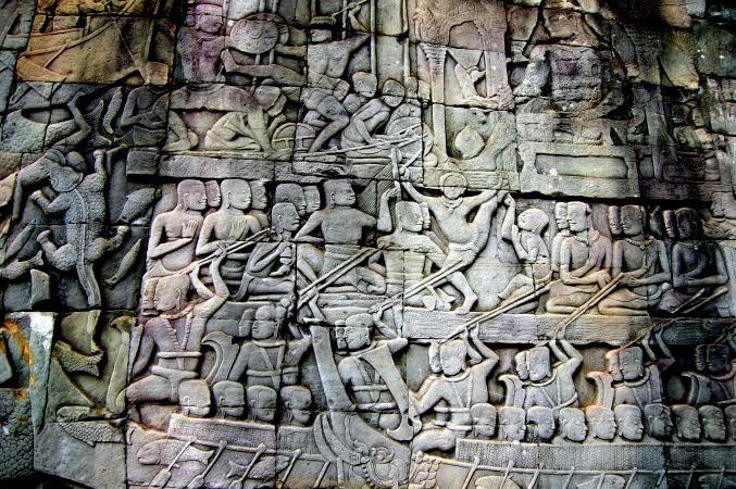 男の一人旅 ~カンボジア アンコール・トム~_d0145934_1744634.jpg