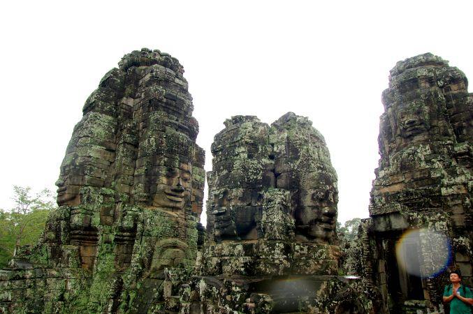 男の一人旅 ~カンボジア アンコール・トム~_d0145934_176312.jpg