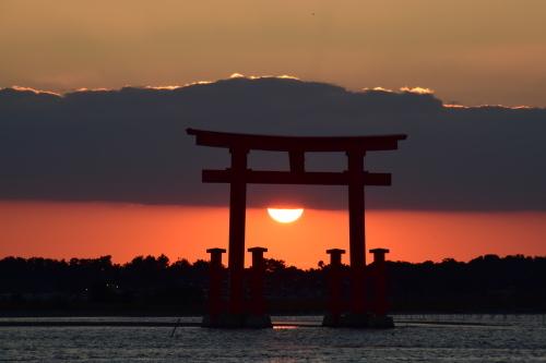 夕陽_d0285540_19000027.jpg