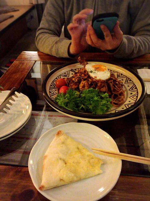 松江で夕飯♪新たな発見☆_f0183846_21383143.jpg