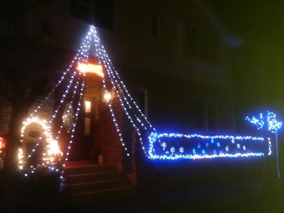 クリスマスイルミネーション_f0323446_21401391.jpg