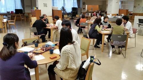 「暖 カフェ」 in はっさむ_a0316554_18551668.jpg